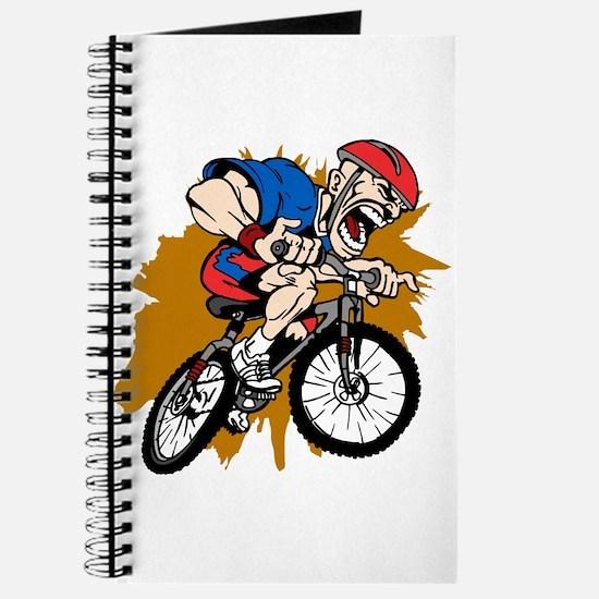 Crazy Mountain Biker Journal