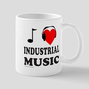 INDUSTRIAL MUSIC Mug