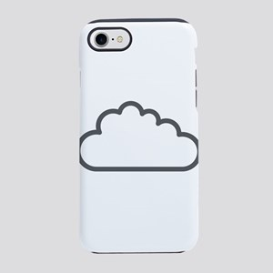 cloud iPhone 8/7 Tough Case