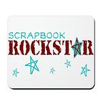 Scrapbook Rockstar Mousepad