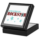 Scrapbook Rockstar Keepsake Box