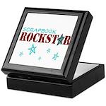 Scrapbook Rockstar Keepsake Box