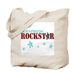 Scrapbook Rockstar Tote Bag