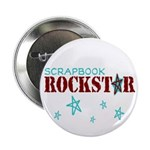 "Scrapbook Rockstar 2.25"" Button (100 pack)"
