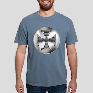 Silver Iron Cross T-Shirt