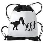 Jurassic Evolution Drawstring Bag