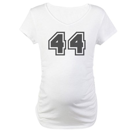 Number 44 Maternity T-Shirt