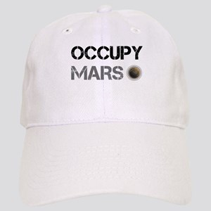 Occupy Mars Shirt Baseball Cap