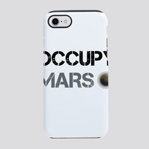 Occupy Mars Shirt iPhone 8/7 Tough Case