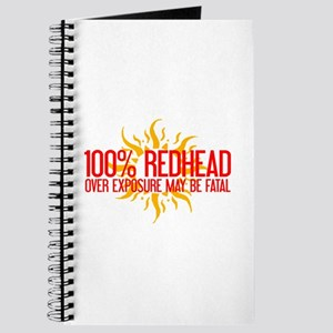 100% Redhead - Over Exposure Journal