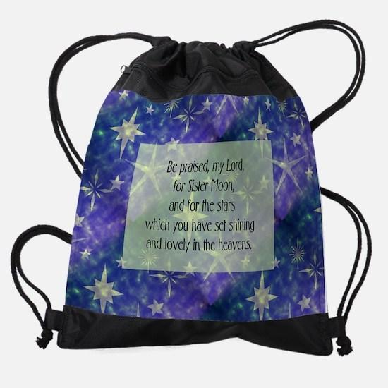 Sister Moon Drawstring Bag