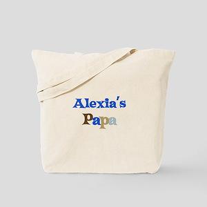Alexia's Papa Tote Bag
