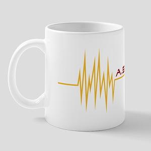 ROMA HEARTBEAT Mug