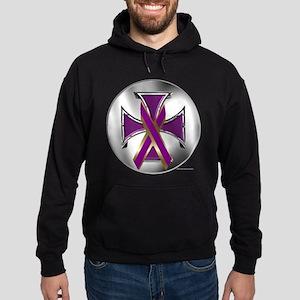 Eating Disorder Iron Cross Sweatshirt