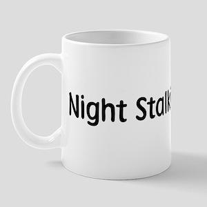 Night Stalking Gnome Mug