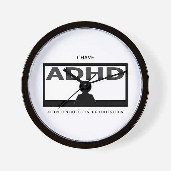 ADHD Wall Clock