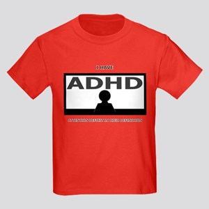 ADHD Kids Dark T-Shirt