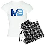 Murieta Bulldogs Logo Pajamas