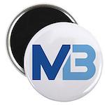 Murieta Bulldogs Logo Magnets