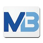 Murieta Bulldogs Logo Mousepad