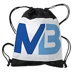 Murieta Bulldogs Logo Drawstring Bag
