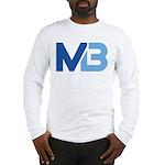 Murieta Bulldogs Logo Long Sleeve T-Shirt