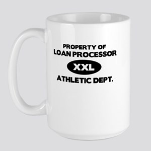 Loan Processor Large Mug