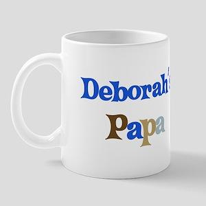 Deborah's Papa Mug