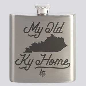 MY Old KY Home Flask