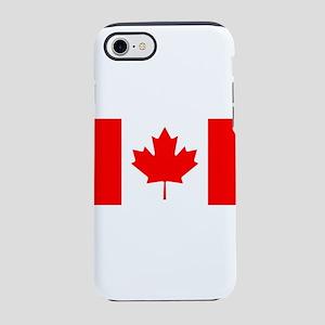 Canada Flag iPhone 8/7 Tough Case
