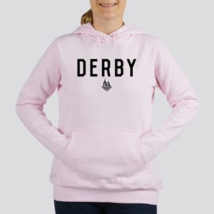 DERBY Women's Hooded Sweatshirt
