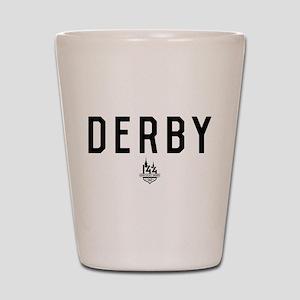 DERBY Shot Glass