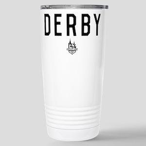 DERBY 16 oz Stainless Steel Travel Mug