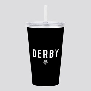 DERBY Acrylic Double-wall Tumbler