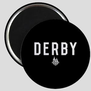 """DERBY 2.25"""" Magnet (10 pack)"""