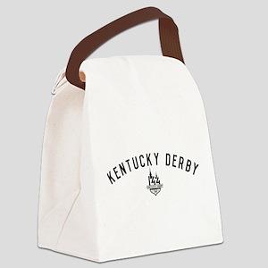 Kentucky Derby Canvas Lunch Bag