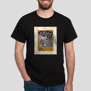 Golden Slippers Sheet Music T-Shirt