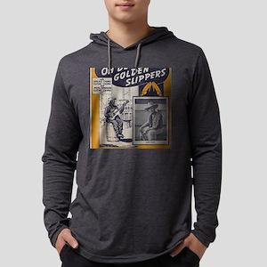 Golden Slippers Sheet Music Long Sleeve T-Shirt