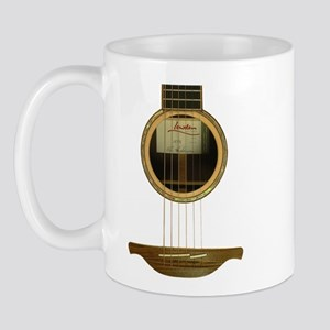 Irish Acoustic GuitarMug