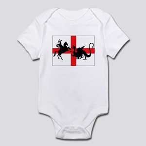 St George's Day Infant Bodysuit