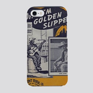 Golden Slippers Sheet Music iPhone 8/7 Tough Case