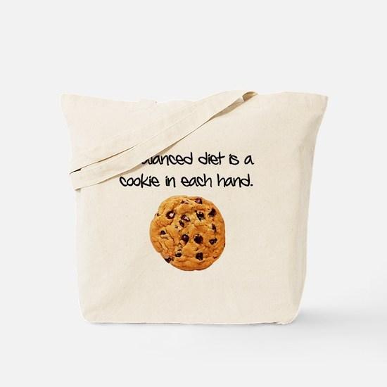 cookiediet Tote Bag