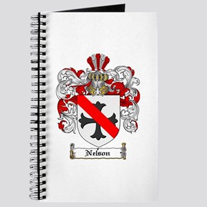 Nelson Family Crest Journal