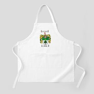 Murphy Family Crest BBQ Apron