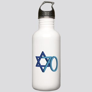 Israel Turns 70! Stainless Water Bottle 1.0L