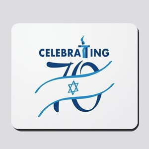 Celebrating 70! Mousepad