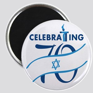 Celebrating 70! Magnet