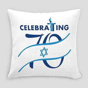 Celebrating 70! Everyday Pillow