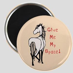 Alpha Mare Horse Magnet