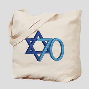 Israel Turns 70! Tote Bag